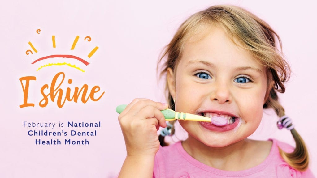 First Impressions Pediatric Dentistry and Orthodontics National Childrens Dental Health Month Photo Contest Banner Image