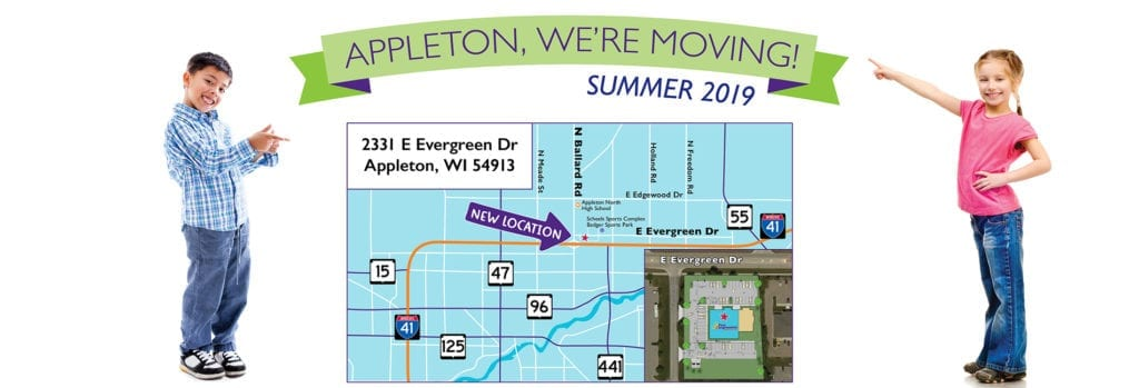 First impressions pediatric dentistry and orthodontics new location appleton wi summer 2019